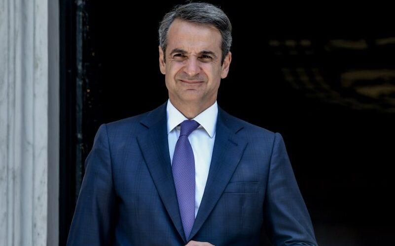 Στο Κάιρο ο Μητσοτάκης για τη Σύνοδο Αιγύπτου-Ελλάδας-Κύπρου
