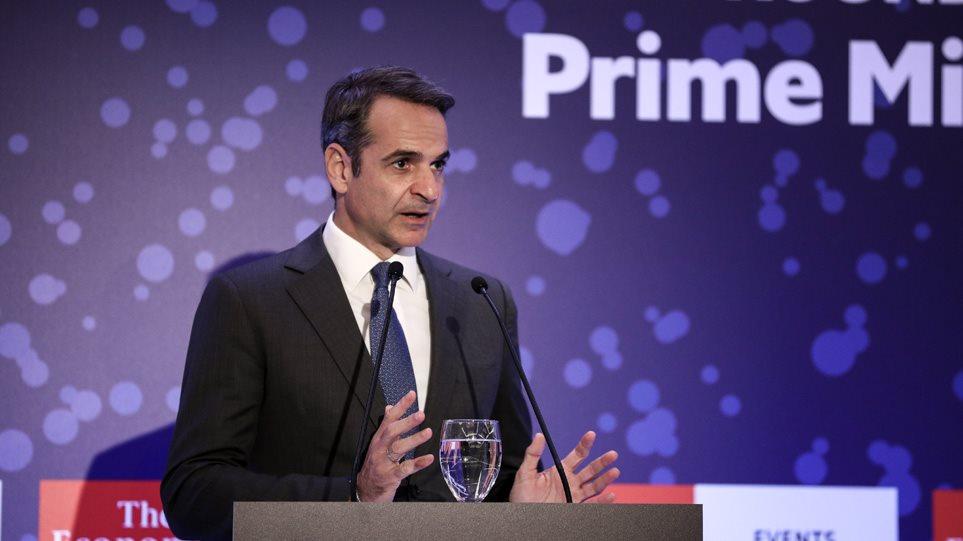 Κ. Μητσοτάκης: Η Ελλάδα έως το 2028 θα έχει απεξαρτηθεί πλήρως από το λιγνίτη