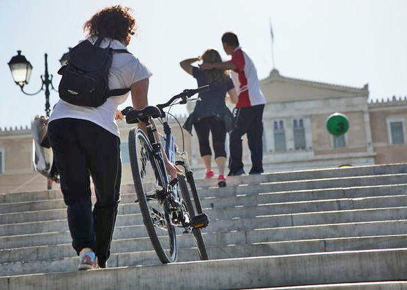Ημερίδα διαβούλευσης για το ποδήλατο στην Ελλάδα