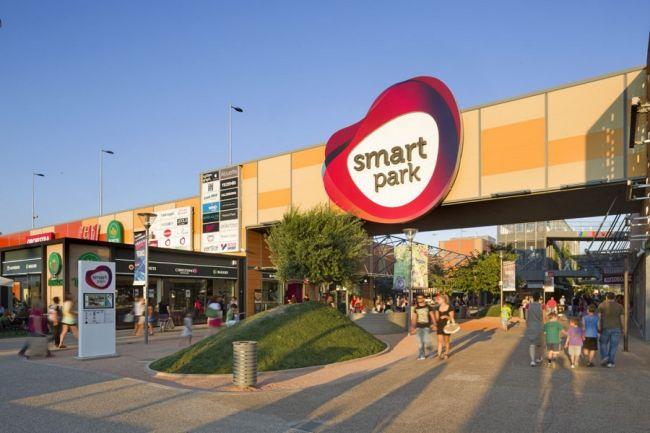 Τον Νοέμβριο σε λειτουργία τα νέα καταστήματα του Smart Park