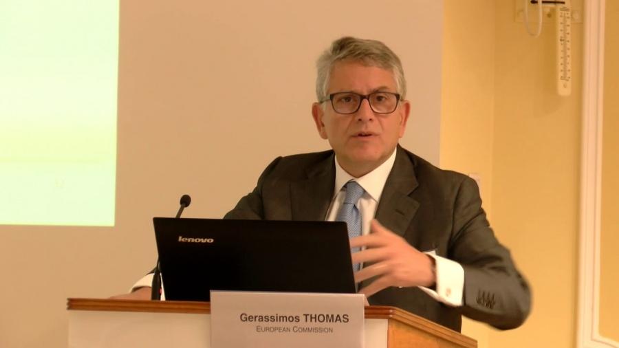 Γ. Θωμάς: «Σχεδιάζουμε το θεσμικό πλαίσιο για την αποθήκευση ενέργειας»