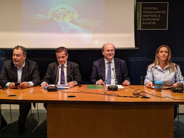Κ. Χατζηδάκης: Ευρεία συμμαχία στη μάχη κατά της πλαστικής ρύπανσης