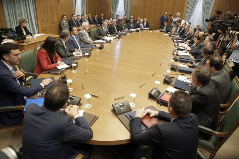 Παρουσιάζεται σήμερα στο υπουργικό συμβούλιο το νομοσχέδιο του ΥΠΕΝ