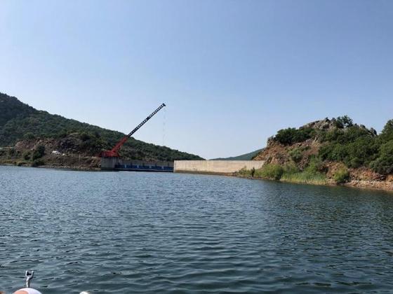 Εγκαινιάστηκε το έργο βελτίωσης του υδροταμιευτήρα Αλεξανδρούπολης