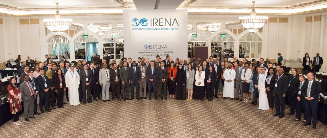 ΚΑΠΕ: Ελληνική συμμετοχή στο 18ο Συμβούλιο του Διεθνούς Οργανισμού Ανανεώσιμων Πηγών Ενέργειας IRENA