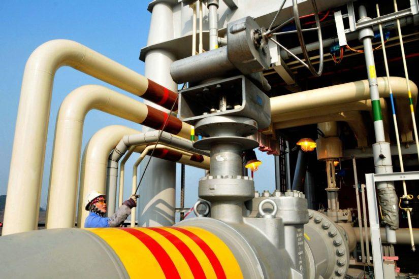Ιδού η πρόβλεψη της ζήτησης φυσικού αερίου για το 2020