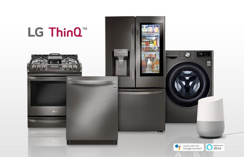 Το εξελιγμένο LG THINQ™ επεκτείνεται και αναβαθμίζεται για τη διαχείριση του έξυπνου σπιτιού προσφέροντας ακόμα καλύτερη καθημερινότητα