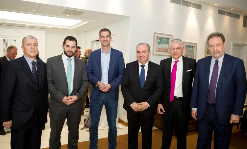 Η ΕΑΝΕΠ Οινοφύτων Ασωπού παρουσίασε το έργο ανάπτυξης του Επιχειρηματικού Πάρκου Εξυγίανσης στα Οινόφυτα Βοιωτίας