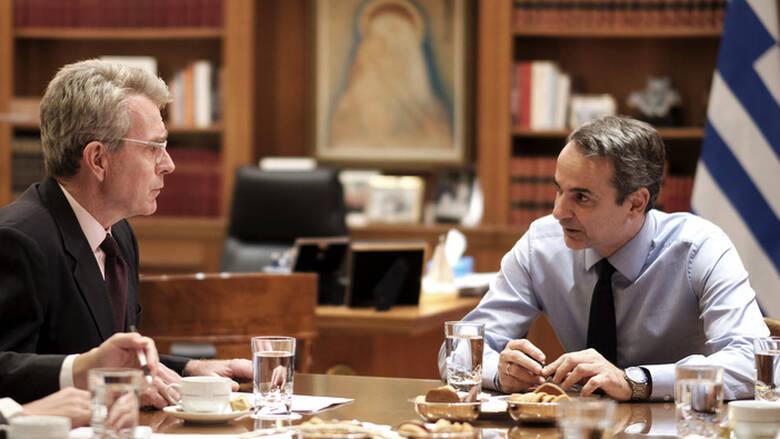 Τζέφρι Πάιατ: Η Ελλάδα αναδεικνύεται σε ενεργειακό κέντρο στη Νότια Ευρώπη