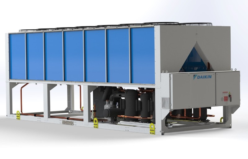 Η DAIKIN καινοτομεί και ηγείται της προστασίας του περιβάλλοντος με τη νέα σειρά Αντλιών Θερμότητας μεγάλης ισχύος με R-32