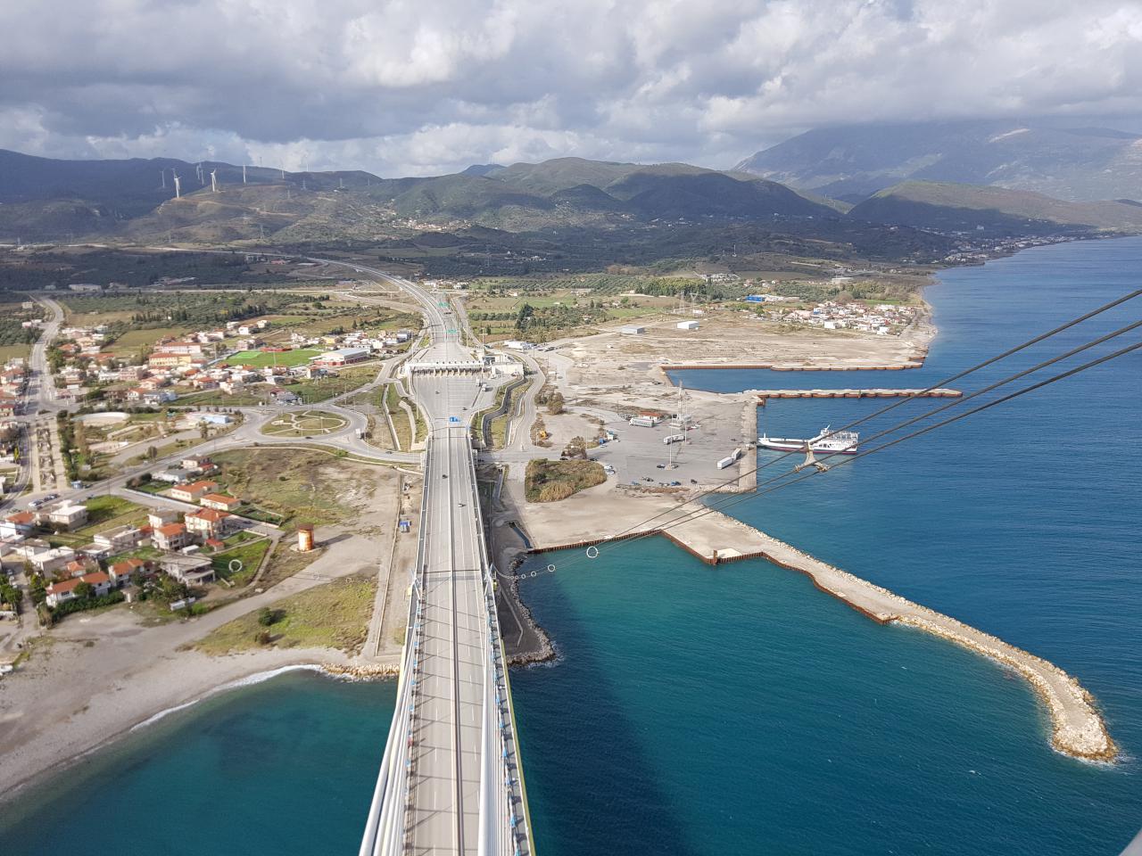 Έναρξη διεθνούς διαγωνισμού για τον πρώην εργοταξιακό χώρο του έργου ζεύξης Ρίου – Αντιρρίου