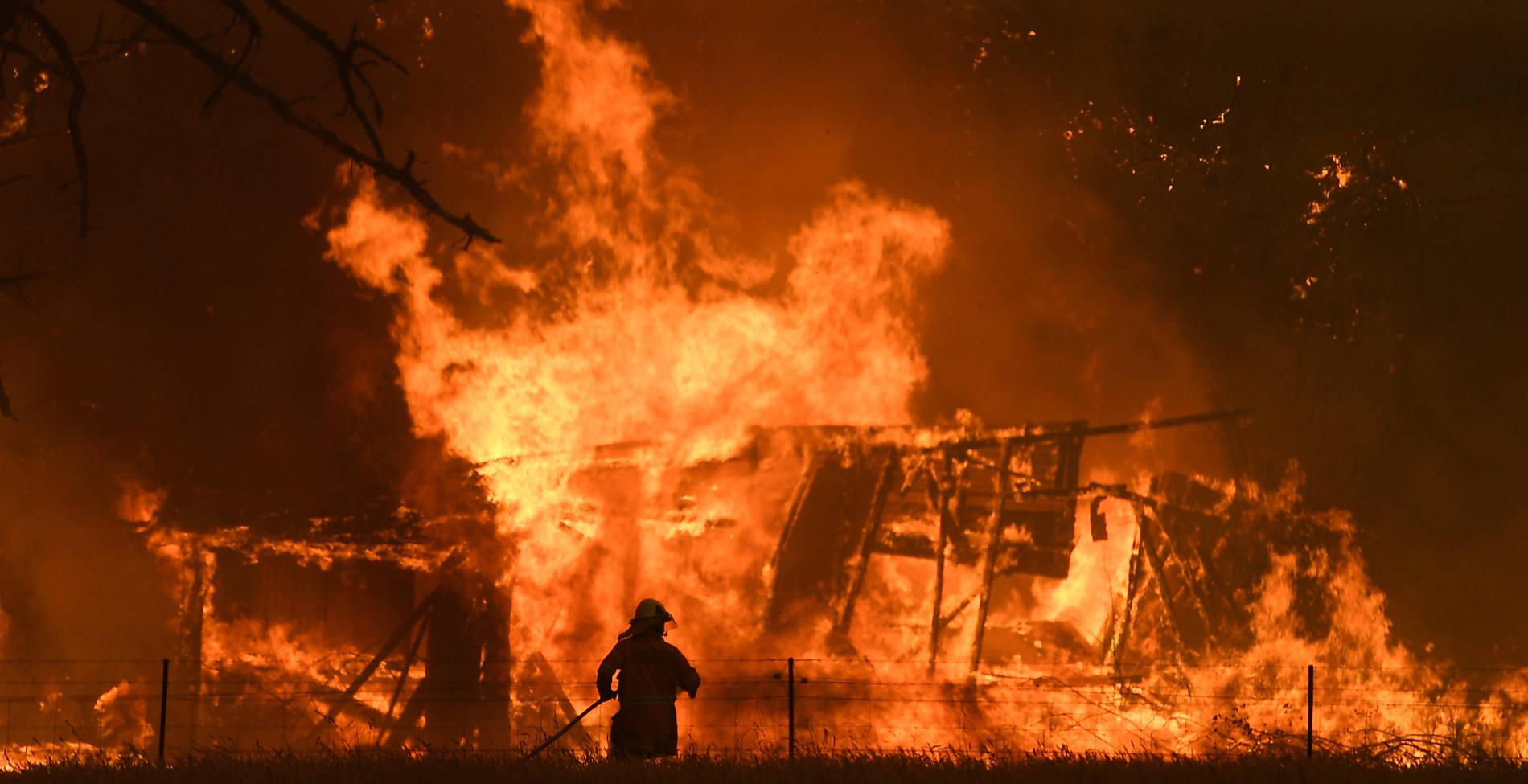 Οι πυρκαγιές στην Αυστραλία έχουν κάψει δασικές εκτάσεις όσο το 1/3 της Ελλάδας!