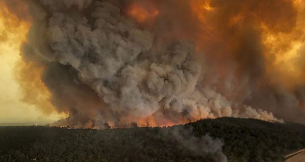 Σοβαρές επιπτώσεις στην ατμόσφαιρα από τις πυρκαγιές της Αυστραλίας