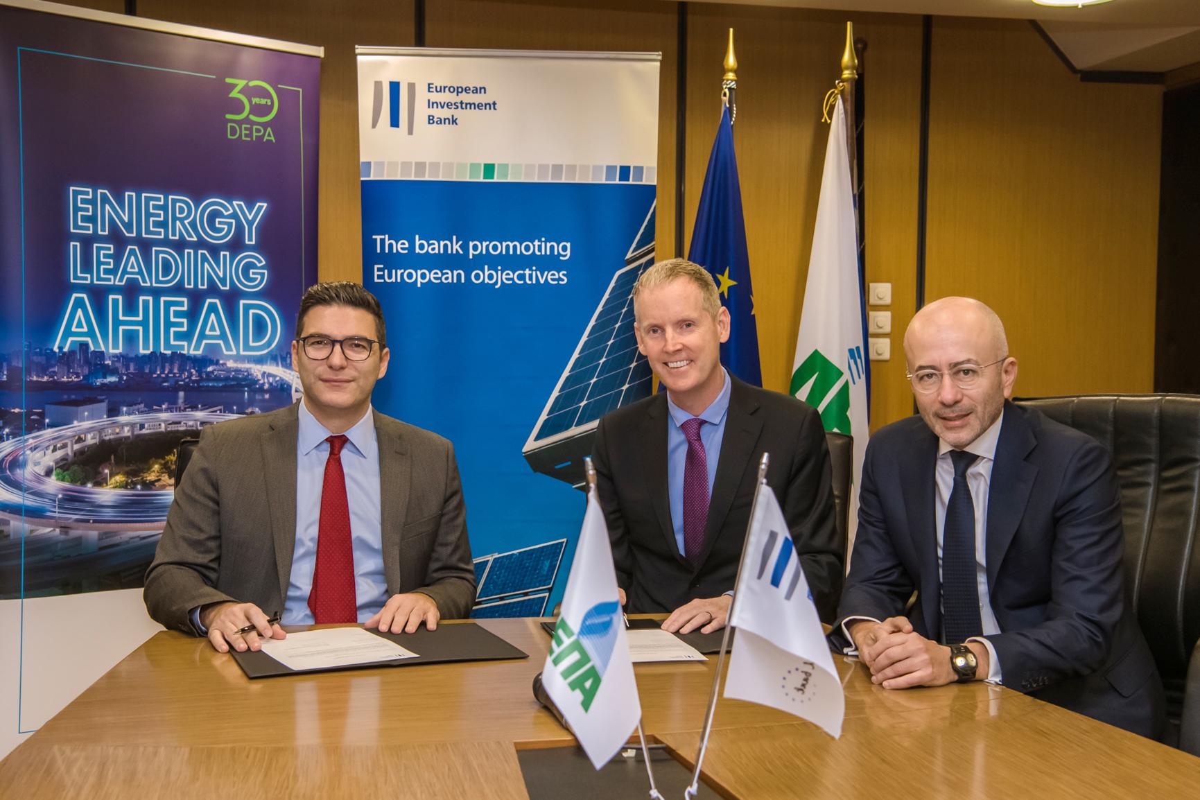 Συμφωνία χρηματοδότησης για την κατασκευή του πρώτου πλοίου τροφοδοσίας LNG για ναυτιλιακή χρήση στην Ανατολική Μεσόγειο