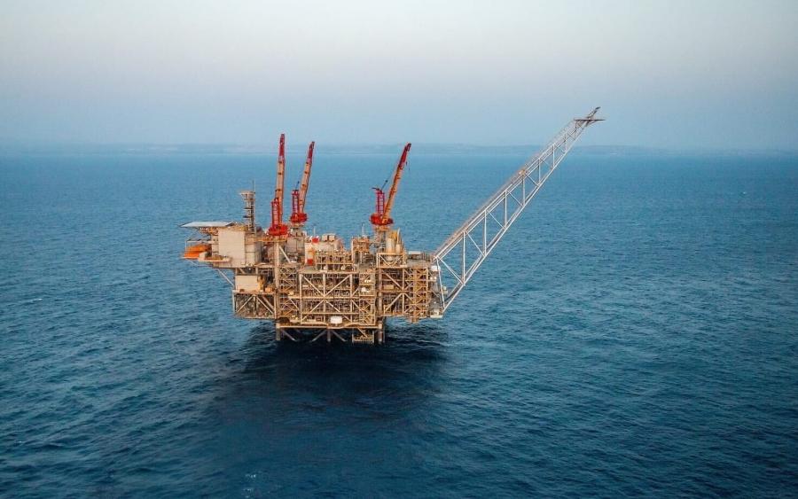 Ξεκίνησε η παραγωγή φυσικού αερίου στο κοίτασμα Λεβιάθαν
