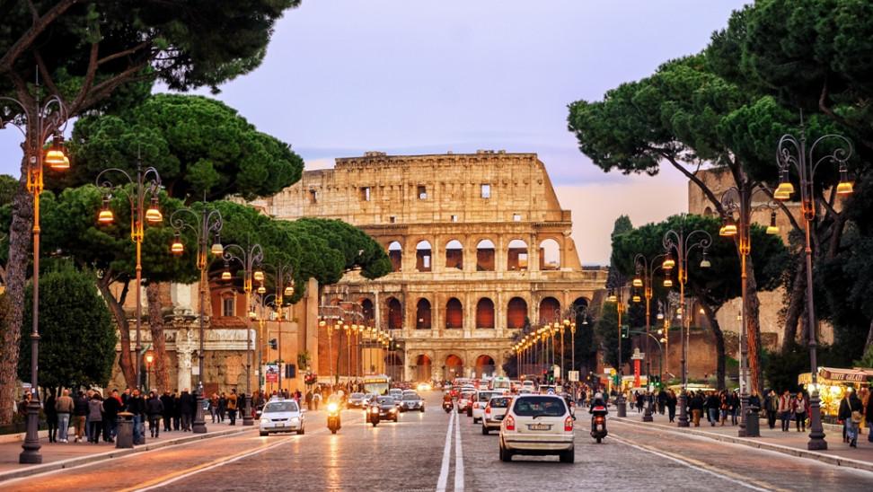 Τέλος τα πετρελαιοκίνητα οχήματα στη Ρώμη
