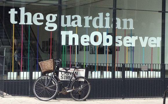 Ο Guardian σταματά τις διαφημίσεις από εταιρείες ορυκτών καυσίμων