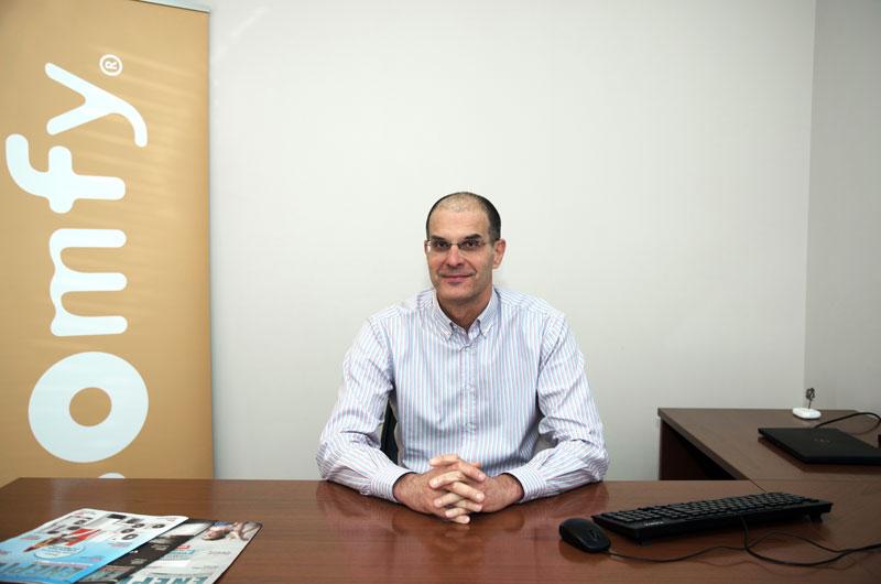 Κ. Ζεμπέκης: «H Somfy πέτυχε εντυπωσιακή αύξηση πωλήσεων τα τελευταία χρόνια»