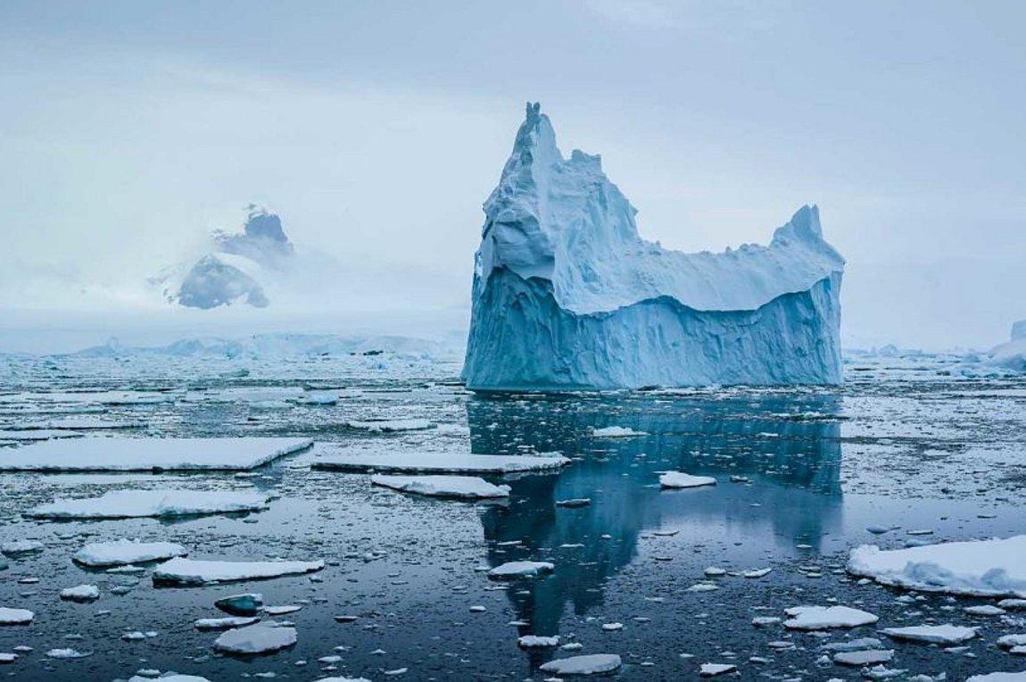 Σοκ: Η θερμοκρασία στην Ανταρκτική ξεπέρασε τους 20 βαθμούς Κελσίου για πρώτη φορά στην ιστορία!