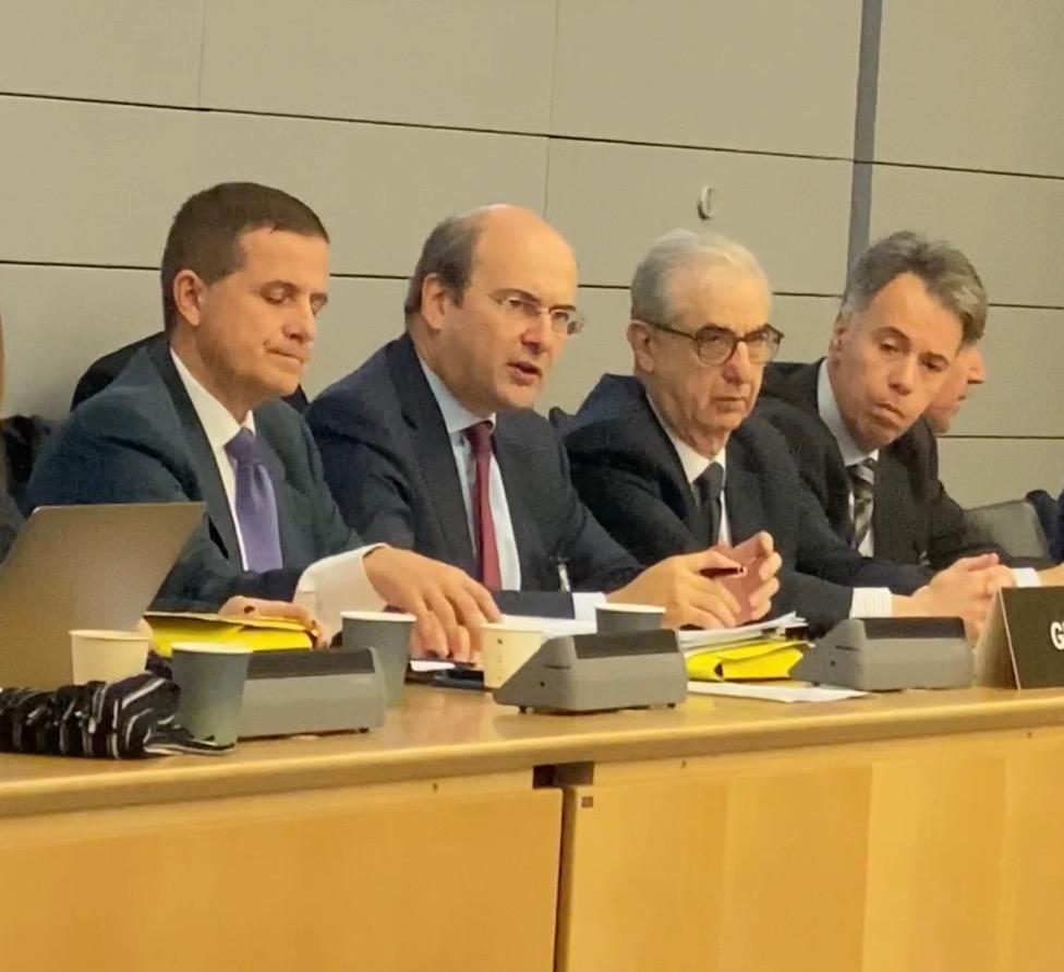 Θετικός ο ΟΟΣΑ για την πράσινη ατζέντα της Κυβέρνησης