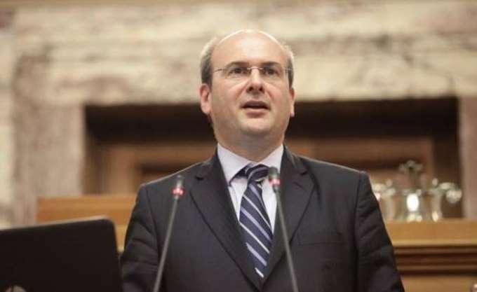 Κ. Χατζηδάκης: Εξασφαλισμένη η αδιάλειπτη παροχή ρεύματος, φυσικού αερίου και υγρών καυσίμων