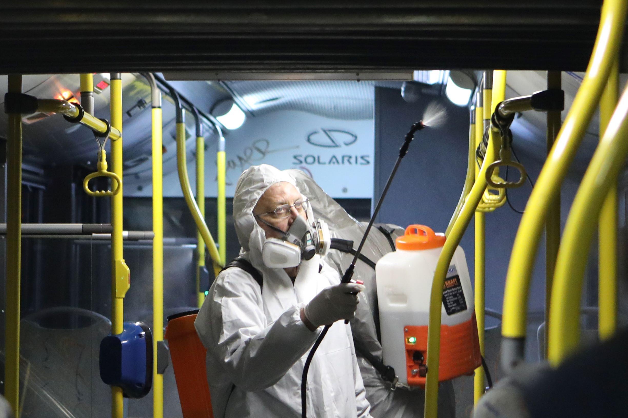 Ο ΟΑΣΑ εντατικοποιεί τα προληπτικά μέτρα για τον κορωνοϊό
