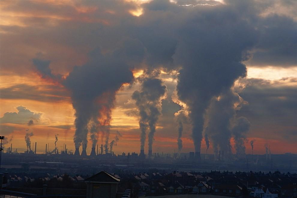 Ποιος κορωναϊός; Η ρύπανση του αέρα η «πανδημία» που σκοτώνει