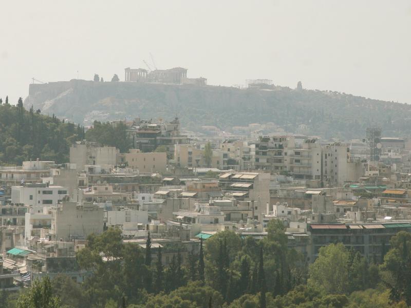Μειώθηκε η ρύπανση στην Αθήνα μετά τα μέτρα για τον κορονοϊό