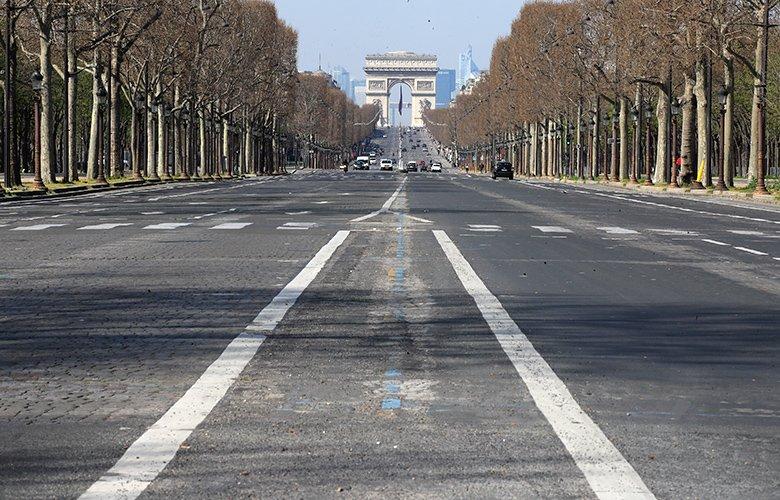 Κορονοϊός: Η ατμοσφαιρική ρύπανση μειώθηκε σε μεγάλες πόλεις της Ευρώπης