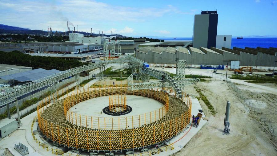Σύμβαση μεταξύ της Ελληνικά Καλώδια και της Scottish & Southern Electricity