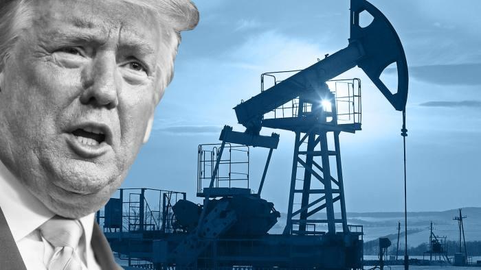 Ο Ντόναλντ Τραμπ γεμίζει τα αποθέματα πετρελαίου των ΗΠΑ