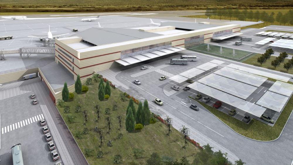 ΤΕΡΝΑ: Έκδοση εγγυητικής επιστολής €48 εκατ για την κατασκευή του αερολιμένα στο Καστέλι