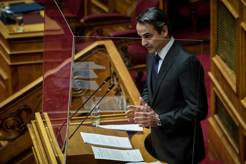 Κ. Μητσοτάκης: Στόχος η ανάπτυξη με περιβαλλοντικό πρόσημο