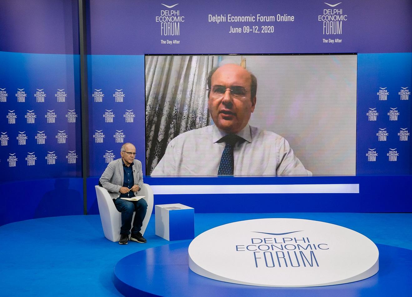 Κ. Χατζηδάκης: Έρχονται πράσινες επενδύσεις 1,7 δισ. ευρώ-«Παραφωνία» η Τουρκία