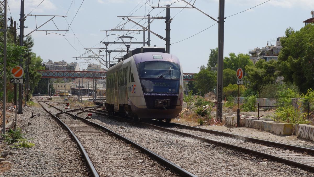 Το τρένο σφύριξε και πάλι στην Αιγιάλεια