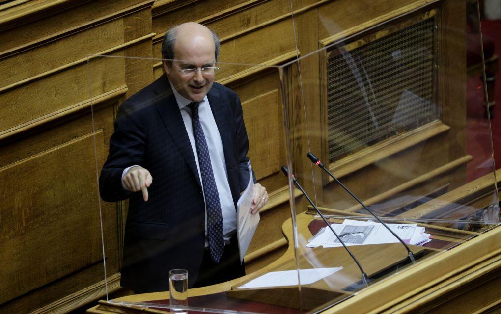 Κ. Χατζηδάκης: Περιμένω να ψηφίσετε το πράσινο νομοσχέδιο για την απόσυρση των Πλαστικών Μιας Χρήσης