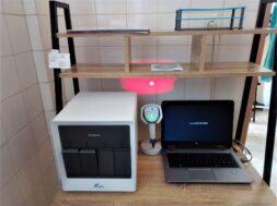 Ο μοριακος αναλυτής (Διαγνωστικό Μηχάνημα Μοριακού Ελέγχου –PCR)