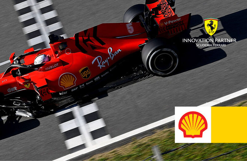 Shell- Ferrari: Πάνω από 70 χρόνια καινοτομίας