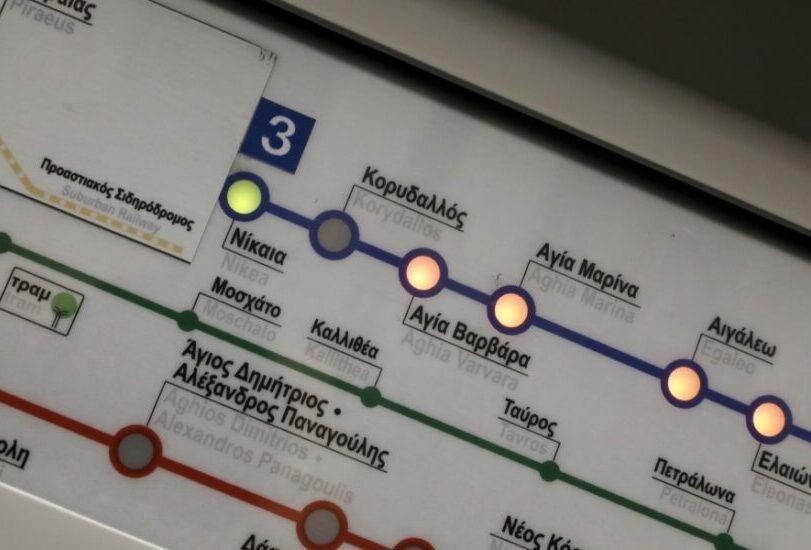 Άνοιξαν για το κοινό οι 3 νέοι σταθμοί του μετρό