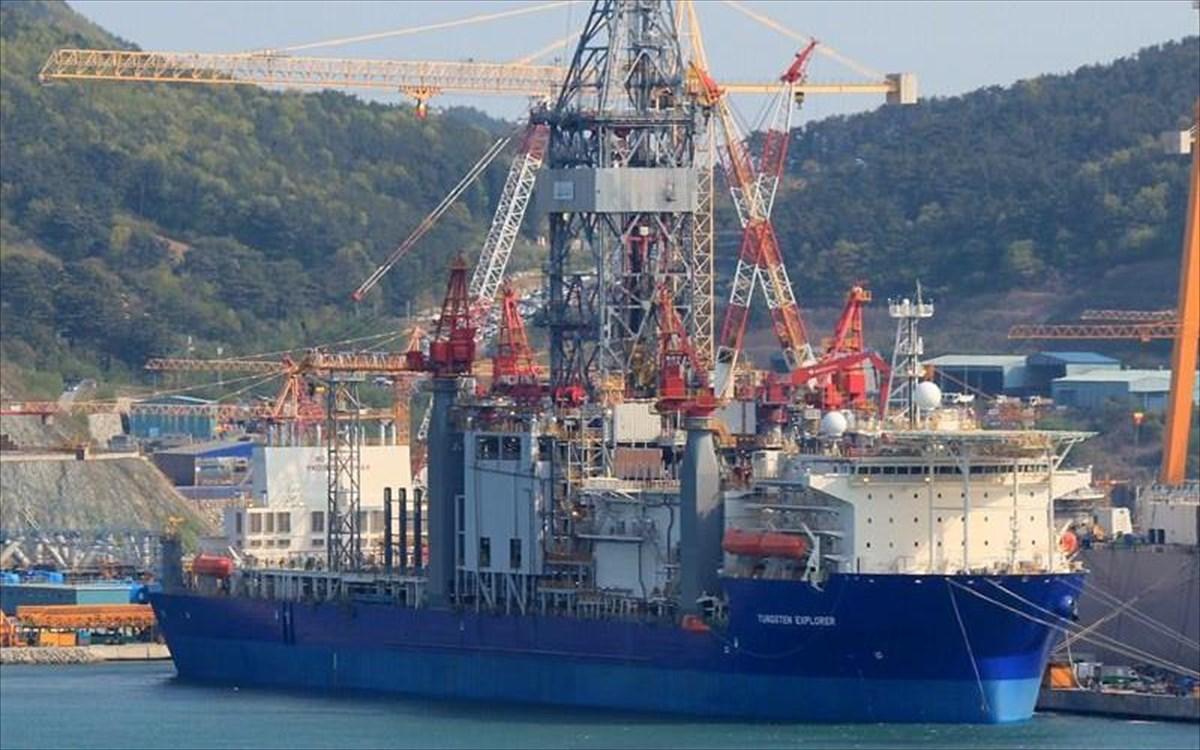 Στη Λάρνακα θα παραμείνει το γεωτρύπανο των Total-Eni «Tungsten Explorer»