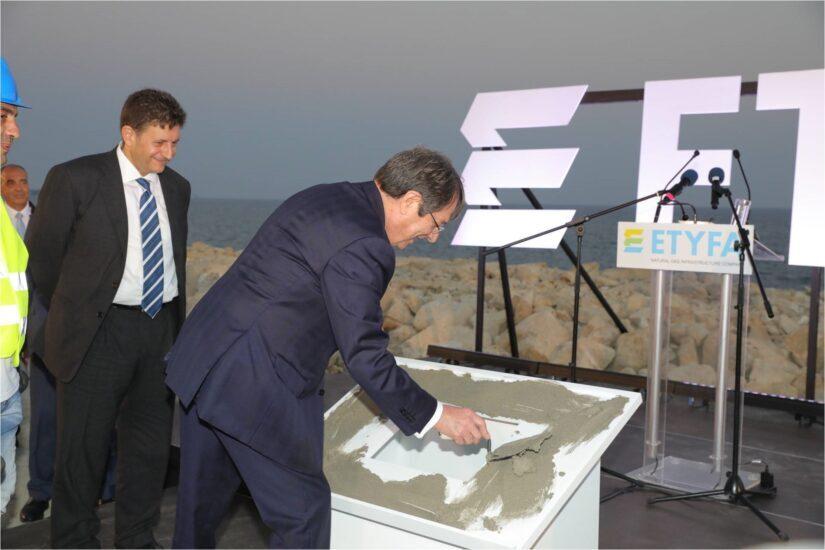 Τερματικό ΥΦΑ: Έργο-ορόσημο για τον ενεργειακό ρόλο της Κύπρου