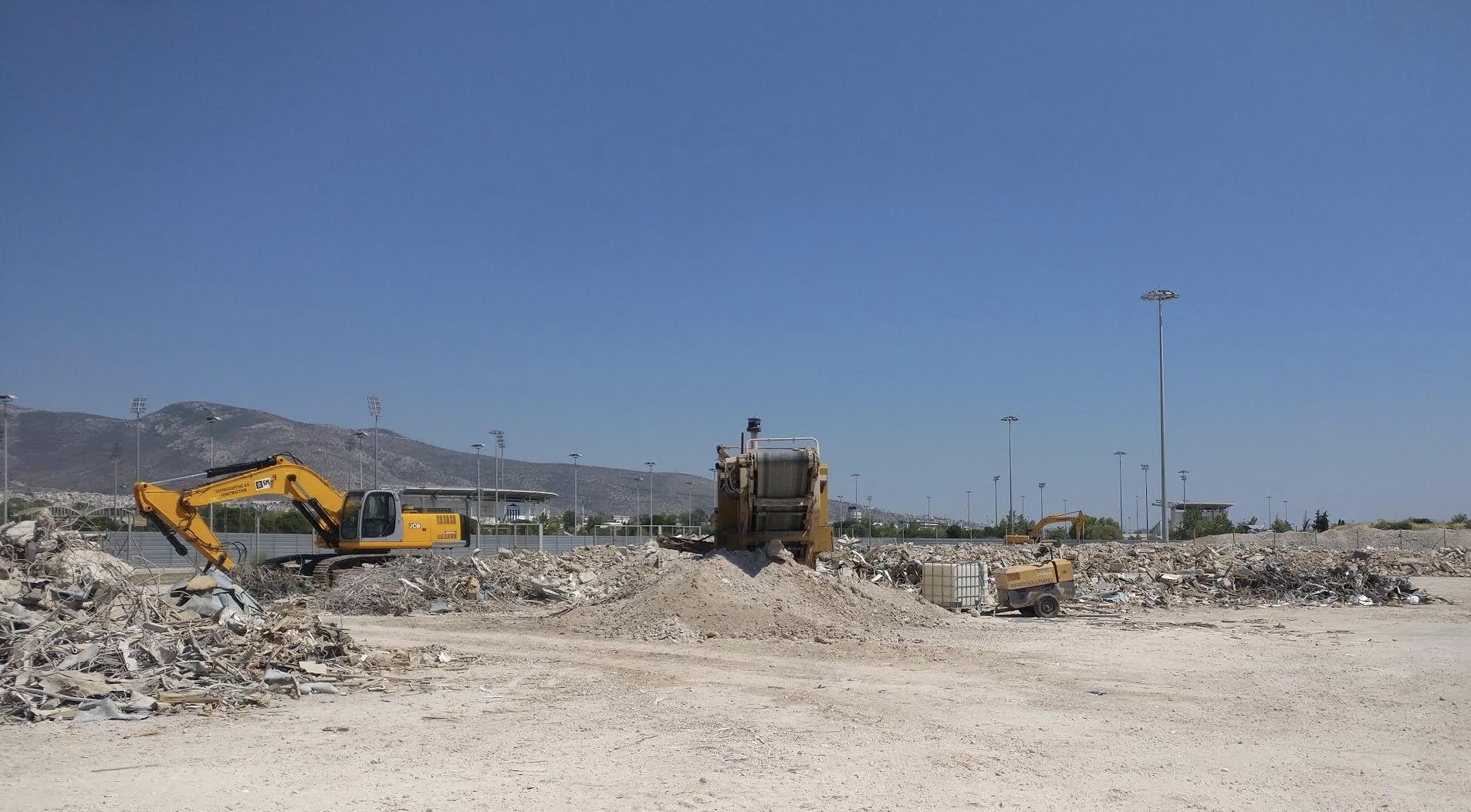 ΕΟΑΝ: Υπόδειγμα μεγάλου «πράσινου έργου» το project του Ελληνικού