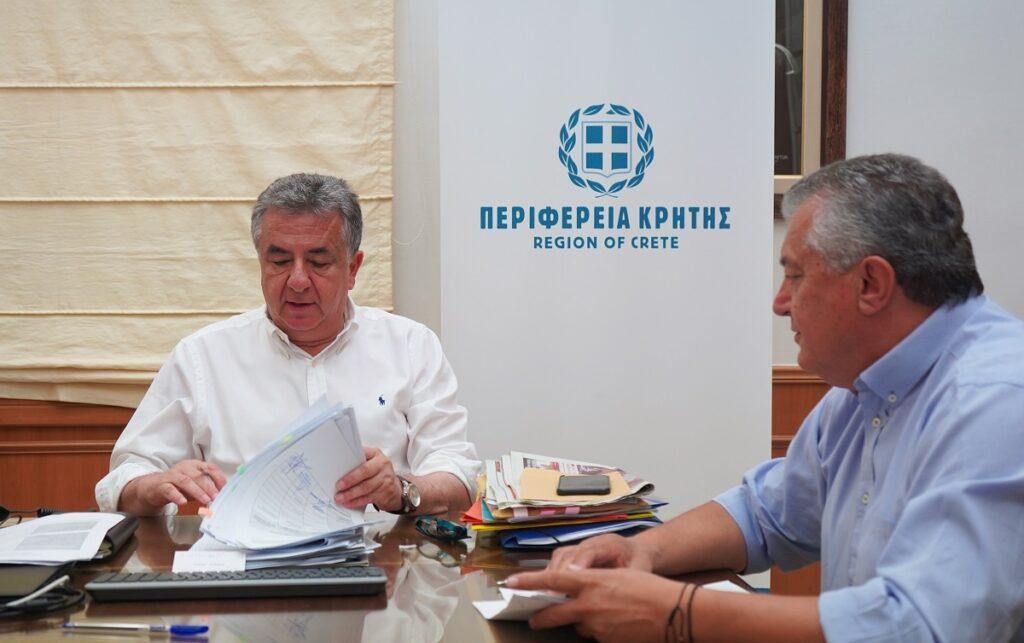 Κρήτη: 13 πράσινα σημεία σε 13 Δήμους προετοιμάζει ο ΕΣΔΑΚ