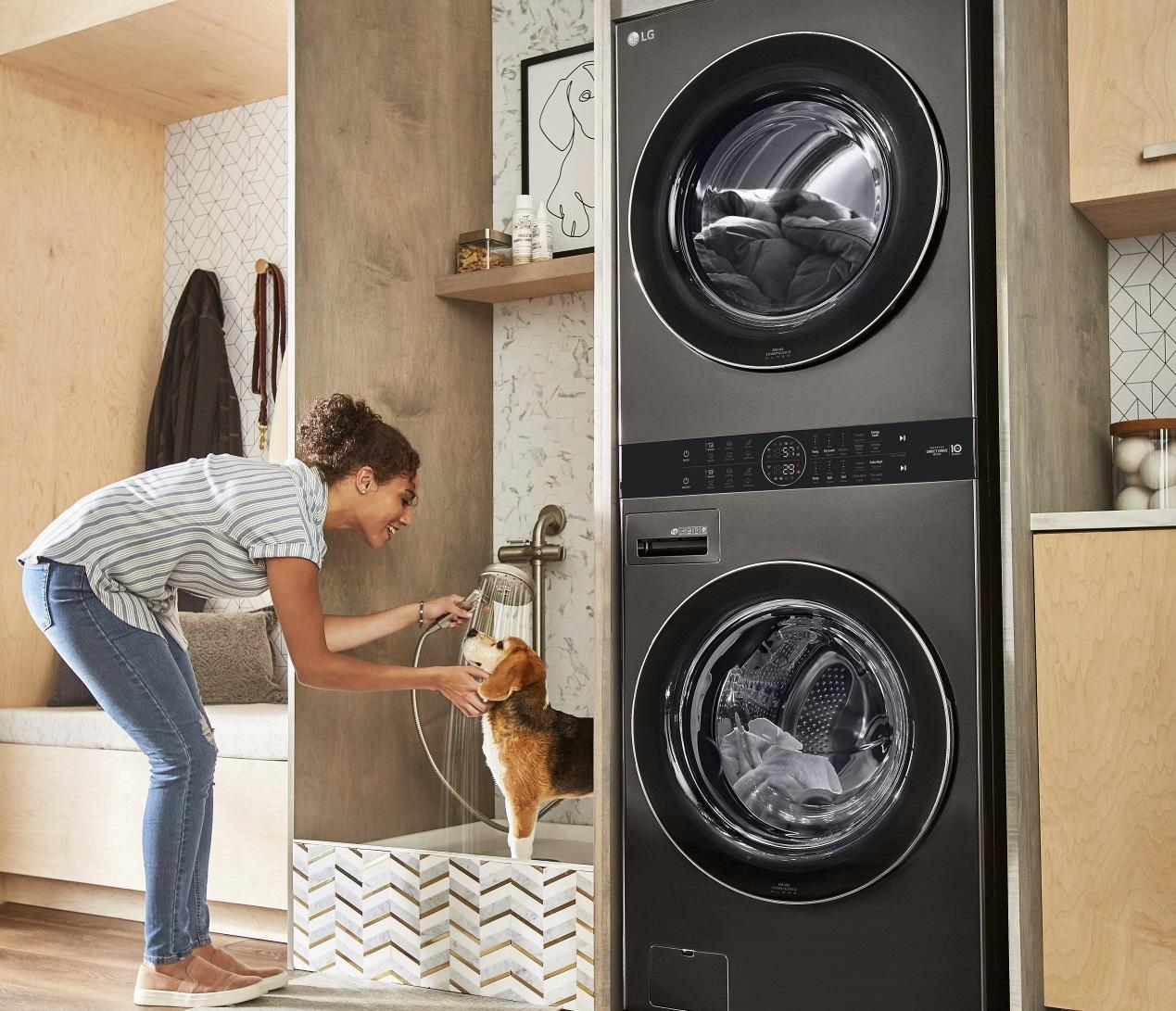 Το LG WashTower θέτει νέες προσδοκίες για απόδοση και άνεση στην πλύση