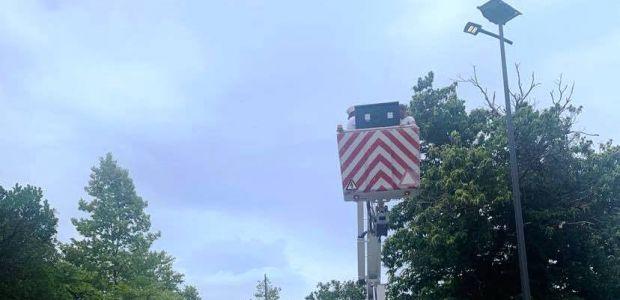 Τοποθέτηση αυτόνομων φωτοβολταϊκών ιστών φωτισμού σε δρόμους της Πιερίας