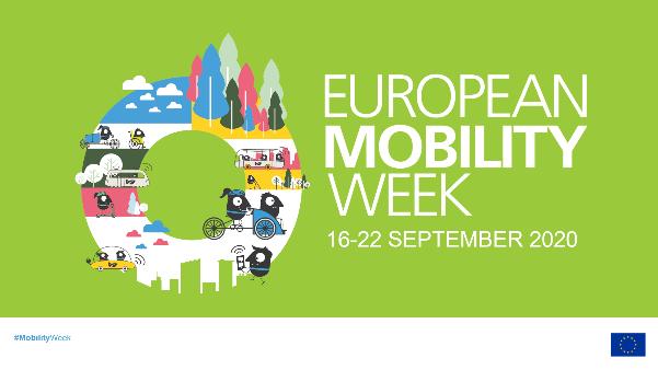 Ρεκόρ συμμετοχών στην Ευρωπαϊκή Εβδομάδα Κινητικότητας 2020 (vid)