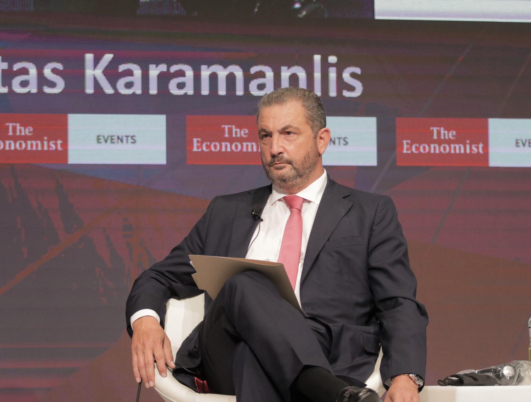 Ομιλία κ. Αλέξανδρου Εξάρχου, Διευθύνοντος Συμβούλου ΑΚΤΩΡ, 24ο Συνέδριο του Economist