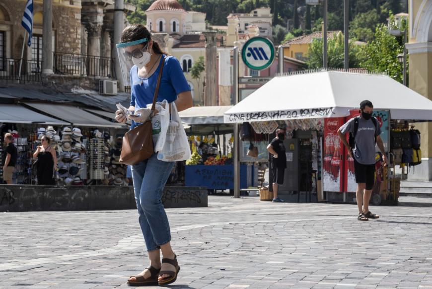 Κορονοϊός: Σε ισχύ από σήμερα νέα δέσμη μέτρων στην Αττική – Μάσκες παντού
