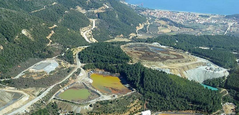 Κοντά σε συμφωνία η κυβέρνηση με την Eldorado Gold για την επένδυση στα Μεταλλεία Κασσάνδρας