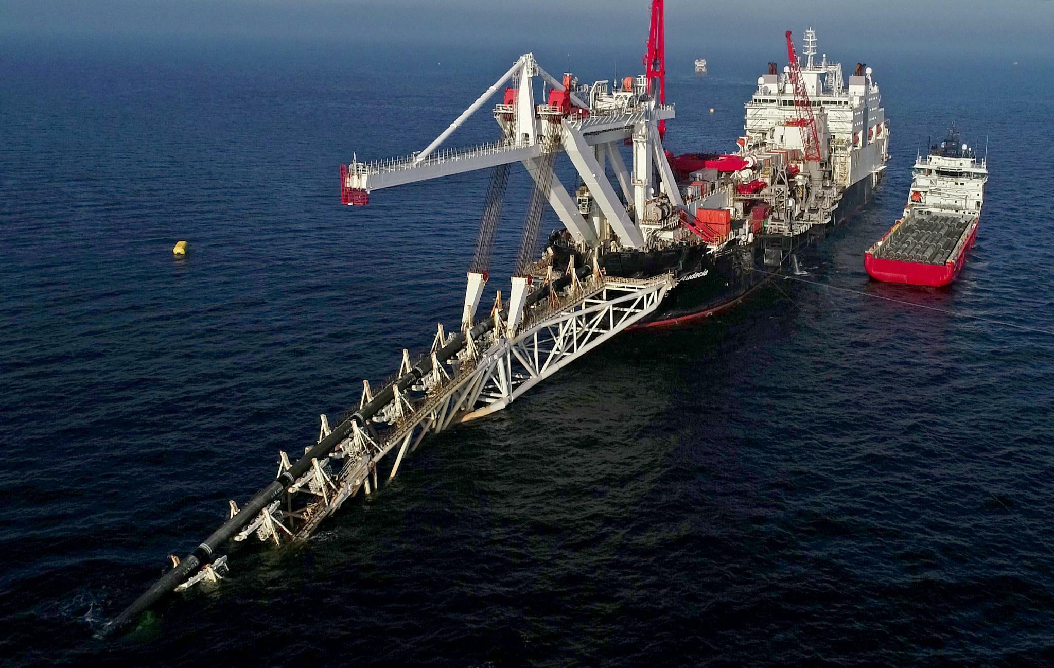 Πιέσεις στη Μέρκελ να αποσύρει τη στήριξη στον Nord Stream II